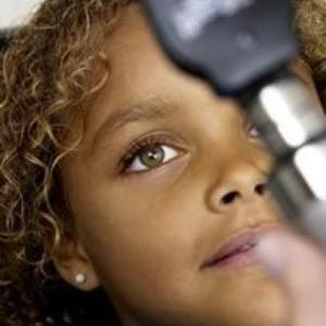 Children's Eye Health & Safety Month - September is Children's Eye
