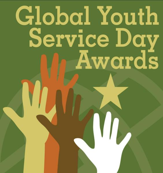 Global Youth Service Day Awards : City of Akron