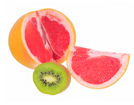 Grapefruit and Kiwi Month - What are some great finger foods for a 7 month old?