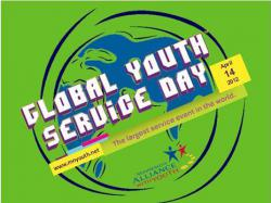 Countdown to Global Youth Service Day