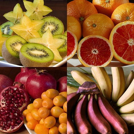 Exotic Fruit Club Delivered Monthly