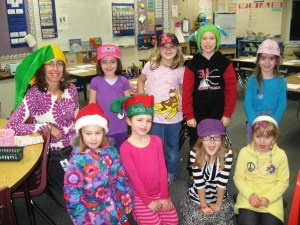 Hat Day - Any one els hat Valentines Day