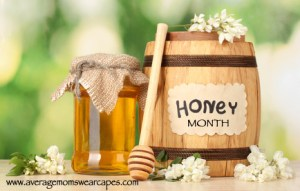 National Honey Month - is honey good