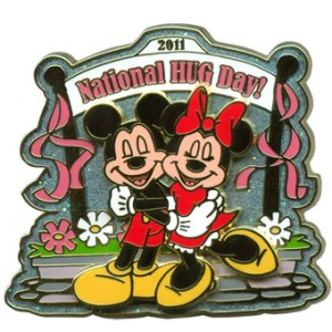 National Hug Holiday Week - A holiday celebrating beauty.?