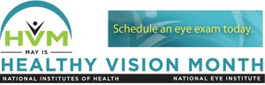 Healthy Vision Month - Where can I find a list of appreciation and awareness months?