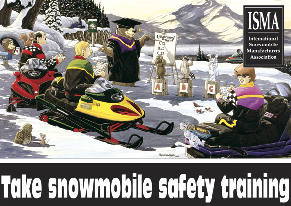 Snowmobile Safety: Ride Safe So You Can Ride Tomorrow - Snowmobile ...
