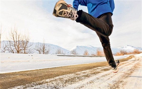 Life coach: how can I avoid slipping while jogging? - Telegraph