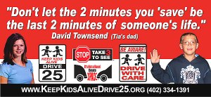 Keep Kids Alive! Drive 25 Day - what is a good way to convince my parents to let me drive the car?