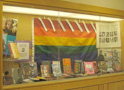 GLBT History Month in schools includes radical founders of porn