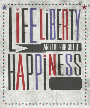 Pursuit of Happiness Week - The pursuit of happiness.?