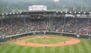 Little League Baseball World Series - little league world series?