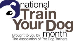 Train Your Dog Month - Need help training my dog! Help!?