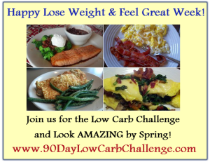 National Lose WeightFeel Great Week