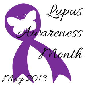 Lupus Awareness Month - Does anyone have an idea?
