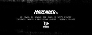 Movember Month - when was movember created?
