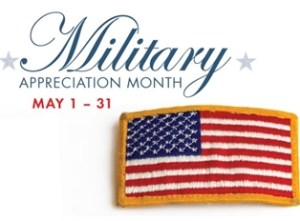 National Military Appreciation Month - NATIONAL GUARD QUESTIONS?