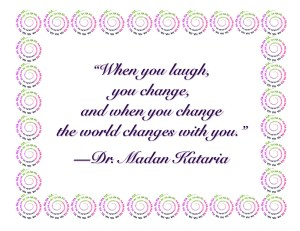 World Laughter Day - I miss the old days, dont you?