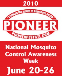 National Mosquito Control Awareness Week in St. Louis - Pioneer ...