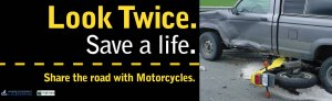 Motorcycle Safety Month - I plan to attend the motorcycle safety class l8er this month.?