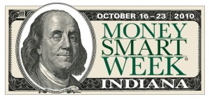 Money Smart Week - spending too much money?