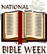 National Bible Week - Who's going to the National Bible Bee next week in Washington, D.C.?
