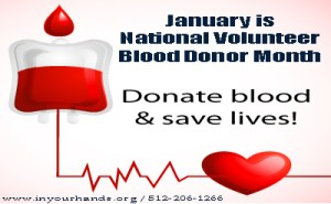 National Volunteer Blood Donor Month - How do you become a bone marrow donor?