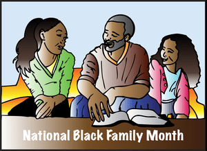 National Black Family Month - Why do we have black history month?