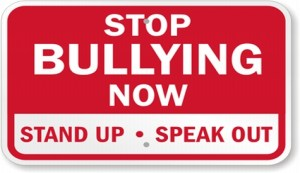 National Stop Bullying Month - Legal advice needed bullying and harassment at work?