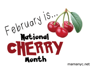 National Cherry Month - Does anyone know what some.?