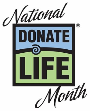 National Donate Life Month - want to donate organ now!?