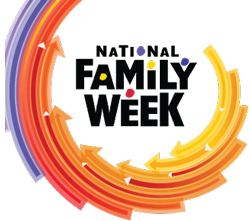 National Family Week - National Guard and then Collage?