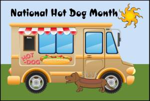 National Hot Dog Month - What is a hot dog?
