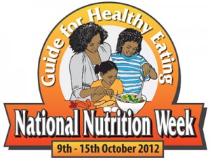 National Nutrition Week - When is national child nutriton worker day?