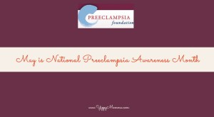 Preeclampsia Awareness Month