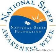 National Sleep Awareness Week - Is there daylight saving time lag when it starts in March?