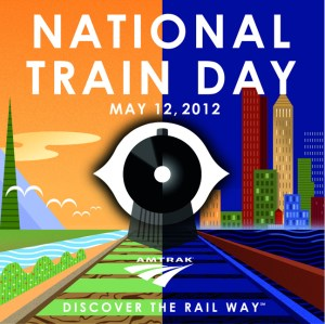 National Train Day - National Train Day-Chicago Union Station?