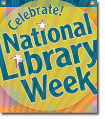 National Library Week - How come city libraries have to put the word PUBLIC in front of it? read more?