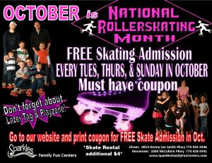 National Roller Skating Month - is 13 to old to start figure skating :3?