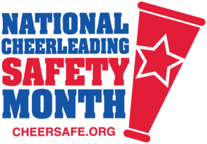 National Cheerleading Safety Month - Do I have a CHANCE of getting into BU, American, Northeastern, UCI, UCD, James Madison