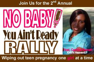National Day to Prevent Teen Pregnancy - Is teen mother (out-of-wedlock) Bristol Palin a celebrity? in interview she said no? your opinion?
