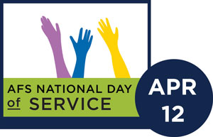 AFS National Day of Service