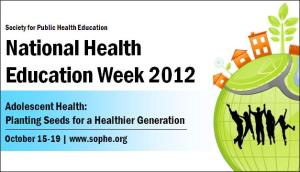 National Health Education Week - health homework question!?