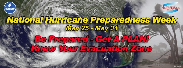 did you know va has a tax free week may 25- may 31 for hurricane preparedness?