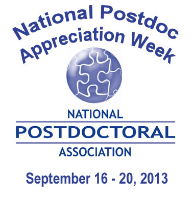 National Postdoc Appreciation Week!
