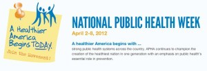 National Public Health Week - Universal Health Care-United States?