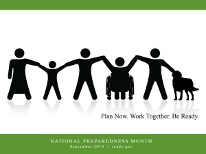 National Preparedness Month - Do you think having Black History Month helps or hinders race relations in America?