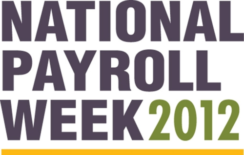 Sine next week is National Payroll Week...how will you celebrate?