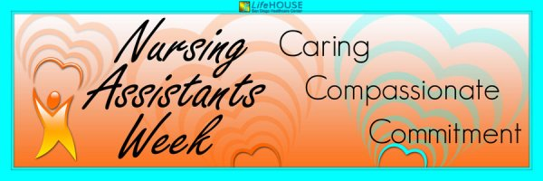 I am looking for ideas for Nursing Assistant Week.?