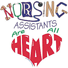 How much do nursing assistants earn?