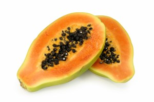Orange and Papaya Month - Lose 20 pounds in 3 months?